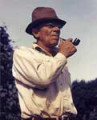 "Jim Pfitzer discusses his new one-man play: ""Aldo Leopold--A Standard of Change."""