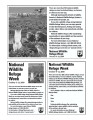 National Wildlife Refuge Week Poster