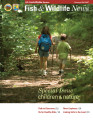 Fish and wildlife news: special issue on children and nature