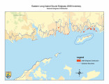 Eastern Long Island Sound eelgrass 2006 inventory