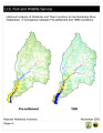 Historical analysis of wetlands and their functions for the Nanticoke River Watershed: A...