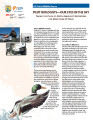 Pilot biologists - our eyes in the sky taking the pulse of North America's waterfowl for more than...