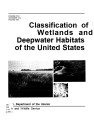 Classification of wetlands and deepwater habitats of the United States