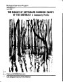 Ecology of bottomland hardwood swamps of the southeast: a community profile