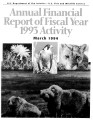 Annual Financial Report of Fiscal Year 1993 activity