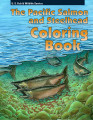 Pacific salmon and steelhead coloring book