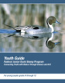 Youth guide. Federal Junior Duck Stamp program - connecting youth with nature through science and...