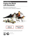 Explore the world with shorebirds...