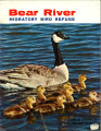 1968 Bear River Migratory Bird Refuge Brochure