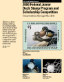 2000 Federal Junior Duck Stamp Program and Scholarship Competition Conservation through the Arts