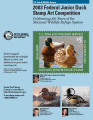 2003 Federal Junior Duck Stamp Art Competition Celebrating 100 Years of the National Wildlife...