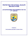 Protecting the National Wildlife Refuge System Law Enforcement Requirements for the 21st Century