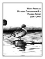 North American Wetlands Conservation Act Progress Report 2006-2007