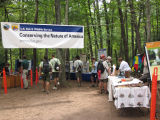 Boy Scouts Jamboree FWS exhibit