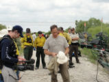 Mike Rowe visits Arthur R. Marshall Loxahatchee National Wildlife Refuge