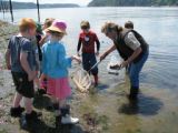 The Coastal Program Connects Youth with Nature