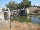 Monitoring Station at Knights Landing in the Sacramento River