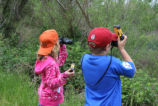 Youth in Nature at Stone Lakes National Wildlife Refuge