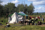 Koyukuk River Fish Camp