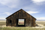 Barn Near Goose Lake