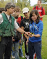 School Children Visit William L. Finley National Wildlife Refuge