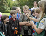 Students Learn About Birding