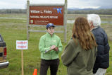Visitor Satisfaction Survey At William L. Finley National Wildlife Refuge