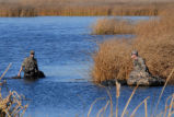 Hunting Waterfowl at the Lower Klamath National Wildlife Refuge