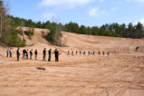 Special Agents at Firing Range
