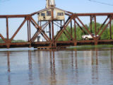Arkansas: White River Rail bridge - May flood 2011