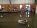 Refuge Shop flood
