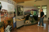 Refuge exhibit