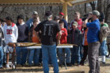 Filming Okmulgee Archery Days