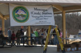 Muscogee (Creek) Nation Sign
