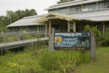 Pocosin Lakes National Wildlife Refuge Visitor Center