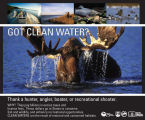 Got clean water? Thank a hunter, angler, boater, or recreational shooter