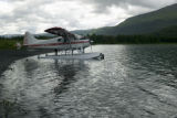 Seaplane at Kodiak National Wildlife Refuge