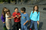 Children at Kodiak National Wildlife Refuge
