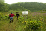Two adults at Kodiak National Wildlife Refuge