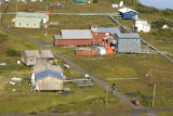 Village near Selawik National Wildlife refuge in Alaska