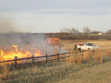 Prescribed Burn - Detroit Lakes Wetland Management District