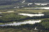 Aerial of Tetlin National Wildlife Refuge
