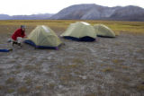 Group tenting