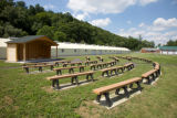 National pilot outdoor classroom and festival amphitheater