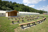 Festival Amphitheater at White Sulphur Springs National Fish Hatchery