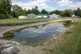 Aquatic Resource Recovery Center and fish hatchery