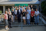 Group photo at the Student Climate and Conservation Congress
