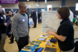 Career outreach at Shepherd University