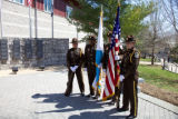 NCTC memorial wall ceremony