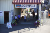 Wenatchee River Salmon Festival entrance